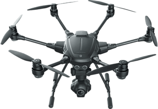 YUNEEC YUNTYHBEU Typhoon H Advance Drohne