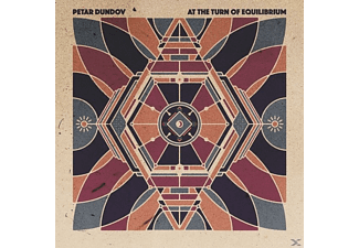 Petar Dundov - At The Turn Of Equilibrium - (CD)