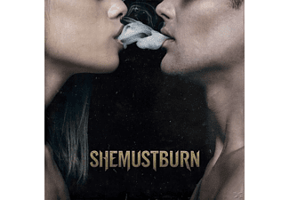 She Must Burn - She Must Burn Ep - (CD)
