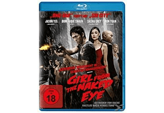 The Girl from the Naked Eye - (Blu-ray)