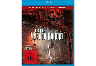 Best of Horror Grimm - (Blu-ray)