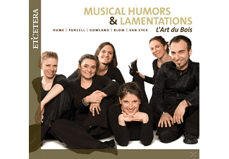 L'Art Du Bois - Musical Humours & Lamentations [CD]