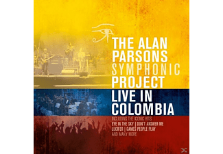 The Alan Parsons Symphonic Project - Live In Colombia - (Vinyl)