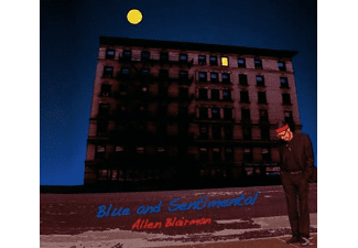 Allen Blairman - Blue And Sentimental - (CD)