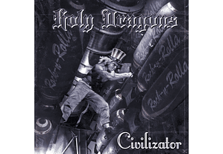 Holy Dragons - Civilizator - (CD)