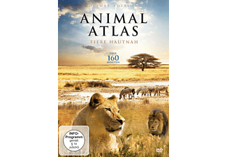 Animal Atlas-Tiere Hautnah [DVD]