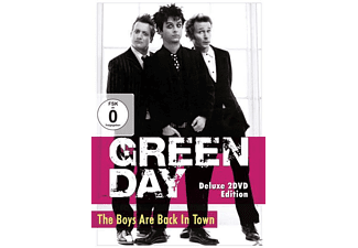 Green Day - The Boys Are Back In Town - (DVD)