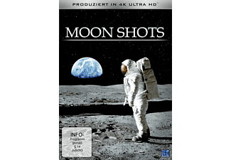 Moon Shots 4K - (DVD)