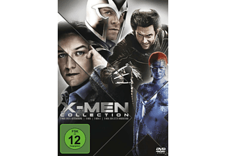 X-Men Collection - (DVD)