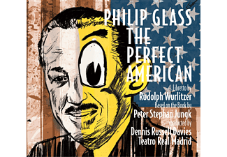 VARIOUS, Chorus Teatro Real Madrid - The Perfect American - (CD)