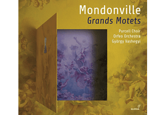 VARIOUS, Purcell Choir, Orfeo Orchestra - Grands Motets - (CD)
