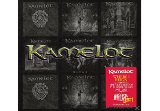 Kamelot - Where I Reign-Very Best Of The Noise Years - (CD)