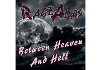 Rage Alas - Between Heaven And Hell - (Maxi Single CD)