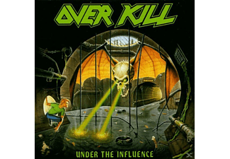 Overkill - Under The Influence - (CD)