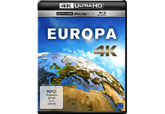 Europa - (4K Ultra HD Blu-ray + Blu-ray)