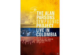 The Alan Parsons Symphonic Project - Live In Colombia - (DVD)