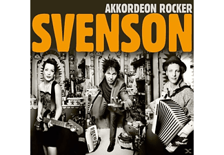 Svenson - Akkordeon Rocker - (CD)