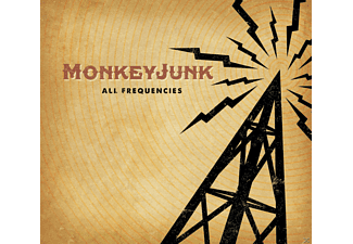 Monkeyjunk - All Frequencies - (CD)