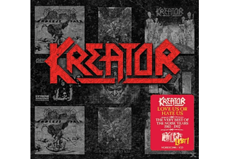 Kreator - Love Us Or Hate Us-Very Best Of The Noise Years [CD]