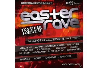 VARIOUS - Easter Rave 2016 - (CD)