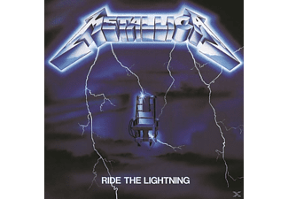 Metallica Ride the Lightning (Remastered) CD