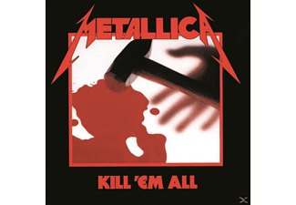 Metallica Kill em All (Remastered) CD