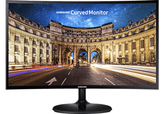 SAMSUNG Curved Monitor LC 27 F 390 FHUXEN 27 Zoll