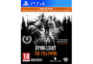 PS4 Dying Light: The Following - Enhanced Edition Adventure