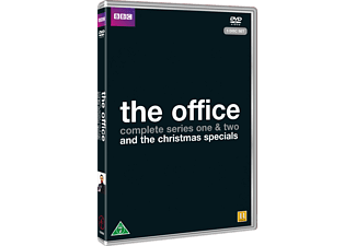 The Office - Complete Komedi DVD