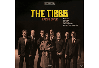 The Tibbs - Takin' Over - (Vinyl)
