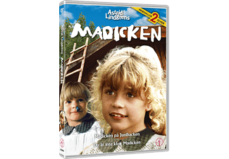 Madicken Barn DVD