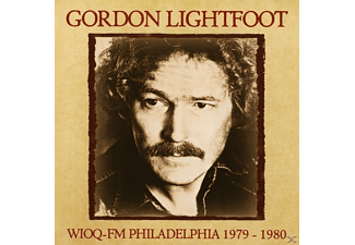 Gordon Lightfoot - Wioq-FM Philadelphia 1979-1980 [CD]