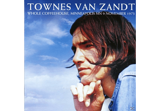 Townes Van Zandt - Whole Coffeehouse, Minneapolis MN 9 Nov.1973 - (CD)