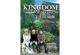 The Kingdom Of Dreams And Madness - (DVD)