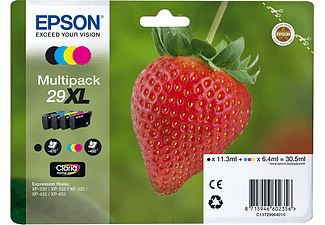 EPSON 29XL (T2996) Multipack