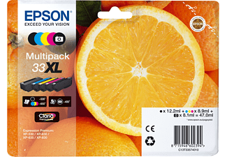 EPSON 33XL (T3357) Multipack