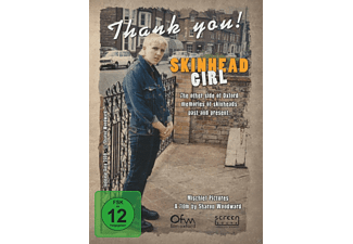 Thank You!-Skinhead Girl/Dvd - (DVD)