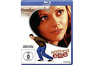 Anything Else - (Blu-ray)