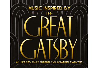 VARIOUS - The Great Gatsby - (CD)