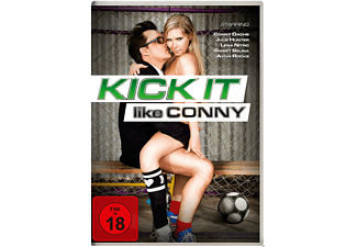 Lust Pur-Kick It Like Conny - (DVD)