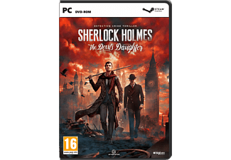 Sherlock Holmes - Devils Daugther PC