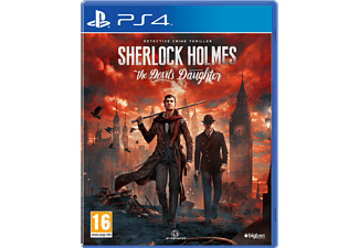 Sherlock Holmes - Devils Daugther PS4