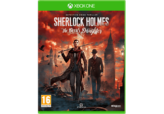 Sherlock Holmes - Devils Daugther Xbox One