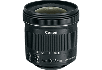 CANON 10-18mm F/4.5-5.6 IS STM EF-S