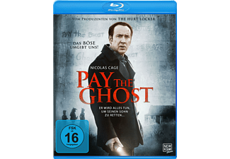 Pay the Ghost - (Blu-ray)