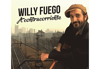Willy Fuego - Acontracorriente - (CD)