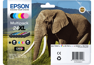 EPSON 24XL (T2438) Multipack