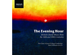 Cambridge Choir Of Jesus College - The Evening Hour-Britische Chormusik - (CD)