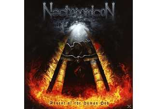 Necronomicon - Advent Of The Human God [CD]
