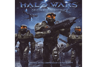VARIOUS - Halo Wars (Ost) - (CD)